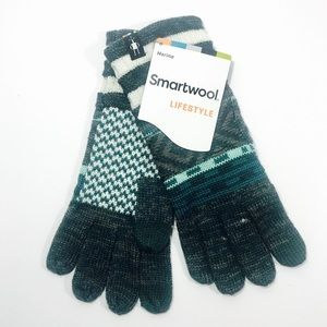 Smartwool Dazzling Wonderland Gloves Lochness